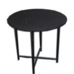 mesa redonda de 82 cm